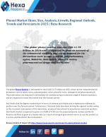 Global Phenol Industry Analysis, Size, Demand and Forecast to 2025
