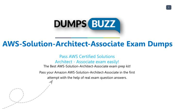 PPT - Amazon AWS-Solution-Architect-Associate Test