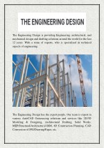 3d Rendering and Modeling - The Engineering Design