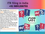 Missed March 31 to ITR filing in India 09891200793? Here's what you can do