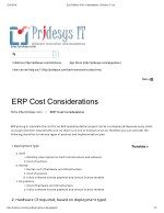 Erp Software Price In Bangladesh | Pridesys IT Ltd