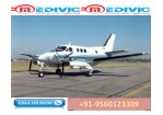 Pocket Budget Air Ambulance from Kolkata