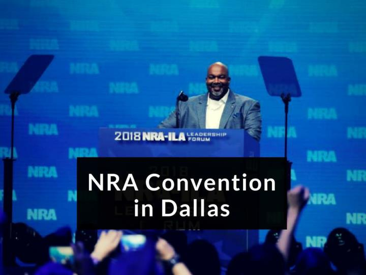 nra convention in dallas n.