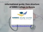MBBS in RUSSIA For indians