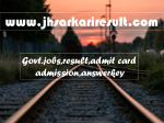 Download All Exam Admit Card