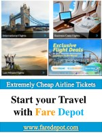 Extremely Cheap Airline Ticket
