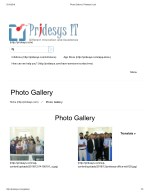 Photo Gallery | Pridesys It Ltd