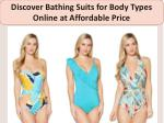 Shop Swimsuits for Big Busts Women with Our All New Collection of Swimwear.