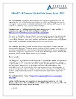 Feed Enzymes Market Size, Sales, Share, Analysis, Industry Demand and Forecasts Report From 2018-2025