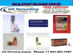 300 Blackout Reloading Supplies | 300 Blackout Brass For Sale