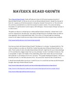 http://www.healthytalkzone.com/maverick-beard-growth/