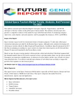 Global Space Tourism Market Software Market Generates Significant Revenue for Companies and Provides an Excellent Return