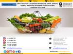 China Fresh Food Consumption Market Size, Trends, Demand,  Growth Opportunity Assessment, Industry Analysis  & Forecast