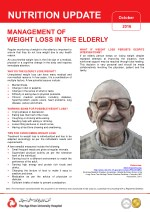 Management of Weight