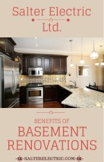 Benefits of Basement Renovations