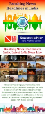 Breaking News Headlines in India, Latest News India Live | NewsroomPost
