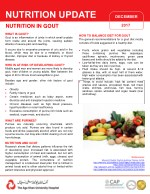 Nutrition in Gout