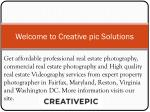 Creative Pic Solutions