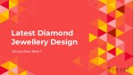 Latest Diamond Jewellery Design