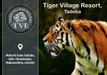 Tadob Tiger Village Resort in TATR
