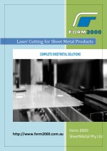 The Best Provider for Laser Cutting of Sheet Metal Products