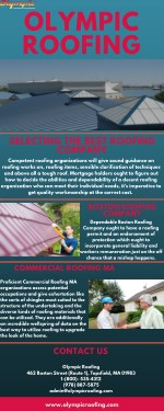 Selecting the Best Roofing Company