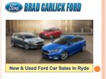 New and Used Ford Car Sales in Ryde