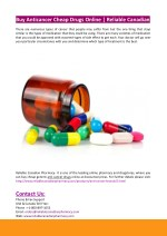 Buy Anticancer Cheap Drugs Online-Reliable Canadian