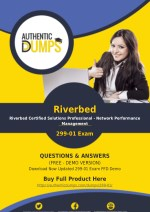 299-01 Dumps PDF - Ready to Pass for Riverbed 299-01 Exam