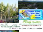 The Country place resort-one amongst the best Family Vacation place