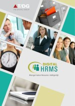 Digital HRMS - Human Resource Management Software Borchure