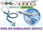 Patna to Delhi King Air Ambulance Service with ICU Facility