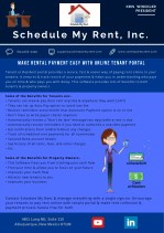 Make Rental Payment Easy with Online Tenant Portal