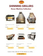 Doner Machine Collection