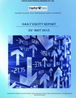 29 MAY 2018 DAILY EQUITY REPORTS