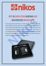 Why Is Employees Reward And Recognition Important?