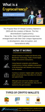 What Is A Cryptocurrency – How It Works & Types Of Crypto Wallet?