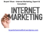 Bryant Tchan - Various advantages and disadvantages of Internet marketing