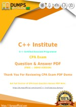 CPA Free Practice Test Questions and Answers PDF