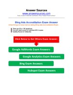 Bing-Ads-Accreditation-exam-answers