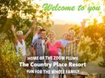 Plan your summer vacations at the country place resort and enjoy at the zoom flume water park