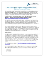 Global Water Softener Systems Market 2018 Industry Growth Analysis and 2025 Forecasts
