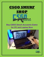 Buy CSGO Smurf Accounts Game for PC and Laptop Now