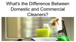 The Cleaning Services Group