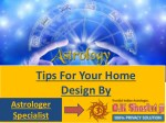 Astrology Tips For Your Home Design