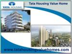 Tata Noida Destination 150  An Affordable Housing Option
