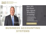 BAS - Business Accounting Systems - New Jersey and Philadelphia Accounting
