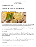 Do you suffering from asthma and looking for the best treatment?