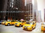 Boston airport cab service | Logan airport taxi