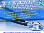 Smart Medical Devices Market Research and Forecast